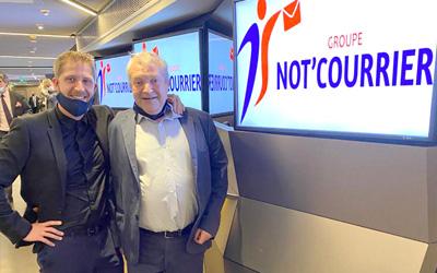 Not'Courrier, partenaire des Masters 2 de droit notarial